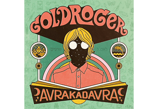 Goldroger - Avrakadavra (LP+MP3) [LP + Download]