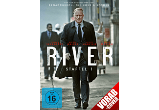 River - Staffel 1 [DVD]