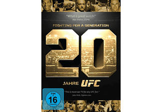 UFC - Fighting for a Generation - (DVD)