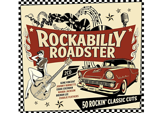 VARIOUS - Rockabilly Roadster [CD]