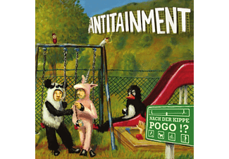Antitainment - Nach der Kippe Pogo!? [LP + Download]