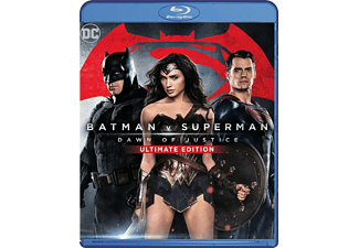 Batman V Superman: Dawn Of Justice Blu-ray