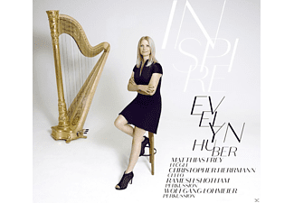 Evelyn Huber - Inspire [CD]