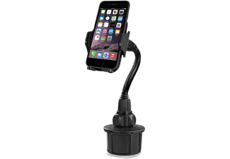 MACALLY Car Cup Holder Mount XL- Iphone - (MCUPXL)