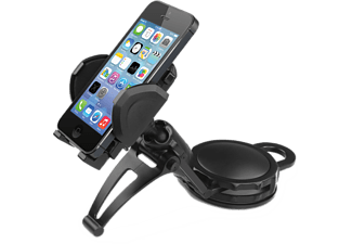 MACALLY Adjustable car dashboard mount phone holder - (DMOUNT)
