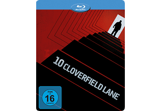 10 Cloverfield Lane (Steelbook) [Blu-ray]