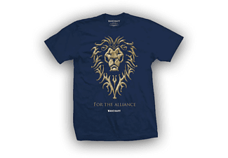 Warcraft -  For The Alliance T-Shirt Größe XL