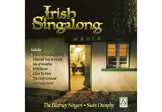 The Blarney Singers, Sean Dunphy - Irish Singalong - (CD)