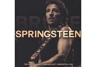 Bruce Springsteen - The Human Rights Broadcast / Argentina 1988 - (Vinyl)