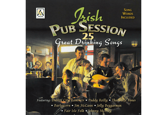 VARIOUS - Irish Pub Session - (CD)