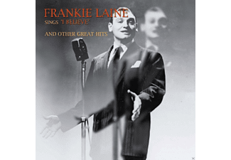 "Frankie Laine - Sings ""I Believe"" & Other Great Hits - (CD)"