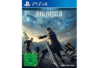 Final Fantasy XV (Day One Edition) - PlayStation 4