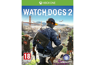 Watch Dogs 2 Standard Edition Xbox One