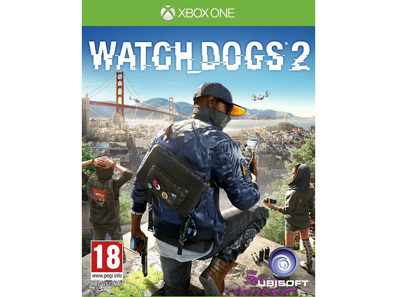 Watch Dogs 2 Standard Edition Xbox One gaming   offline microsoft xbox one παιχνίδια xbox one gaming games xbox one gam