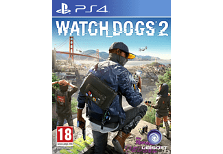 Watch Dogs 2 Standard Edition PS4