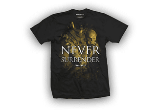 Warcraft - Never Surrender T-Shirt Größe XL