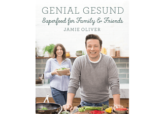 Genial gesund - Superfood for Family & Friends, Kochen & Genießen (Gebunden)