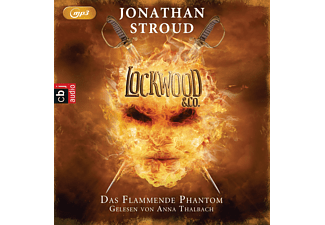 Lockwood & Co. - Das Flammende Phantom - (MP3-CD)