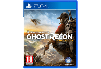 Tom Clancy's Ghost Recon: Wildlands Standard Edition PS4