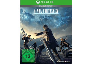 Final Fantasy XV Day One Edition - Xbox One