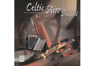 VARIOUS - Celtic Instrumental Airs From Ireland - (CD)