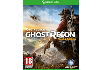 Tom Clancy's Ghost Recon: Wildlands Standard Edition Xbox One