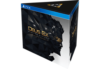 Deus Ex: Mankind Divided (Collector's Edition) | PlayStation 4