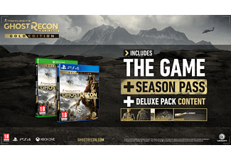 Tom Clancy's Ghost Recon: Wildlands Gold Edition PS4