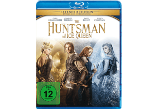The Huntsman & The Ice Queen - (Blu-ray)
