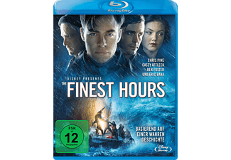 The Finest Hours - (Blu-ray)