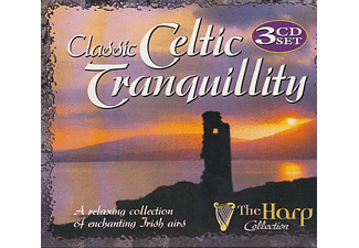 VARIOUS - Classic Celtic Tranquillity - (CD)