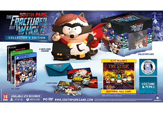 South Park The Fractured But Whole Collector's Edition Xbox One