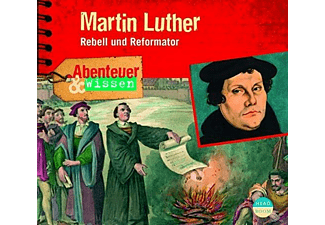 Viviane Koppelmann - Martin Luther [Kinder/Jugend, CD]