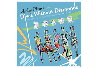 VARIOUS - Divas Without Diamonds (Best Female Singers...) [CD]