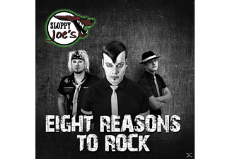 Sloppy Joe's - Eight Reasons To Rock - (CD)