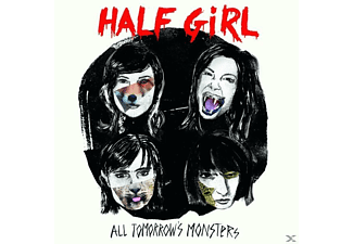 Half Girl - All Tomorrow's Monsters [Vinyl]