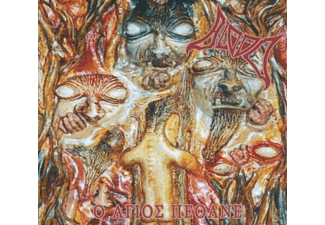Blood - O Agios Pethane - (CD)