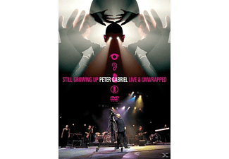 Peter Gabriel - Still Growing Up: Live & Unwrapped - (DVD)