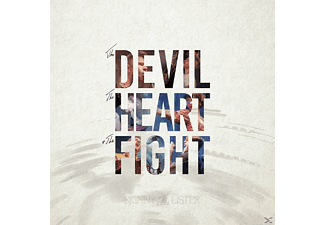 Skinny Lister - The Devil,The Heart & The Fight [CD]