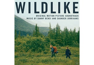 Bensi,Danny & Jurriaans,Saunder - Wildlike (Original Motion Picture S [CD]