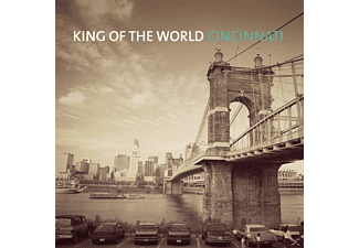King Of The World - Cincinatti [CD]