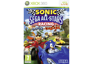 Sonic & SEGA All-Stars Racing Xbox 360 Xbox 360