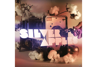 Silver Apples - Clinging To A Dream (Colored Vinyl) - (Vinyl)