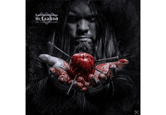 Kuolemanlaakso - M.Laakso-The Gothic Tapes Vol.1 - (CD)
