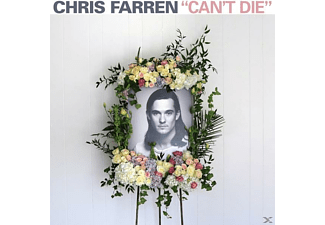 Chris Farren - Can't Die - (CD)