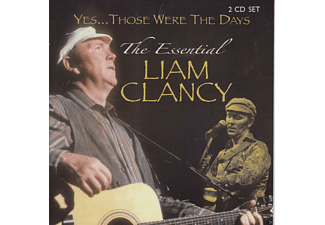 Liam Clancy - Yes... Those Were The Days - (CD)