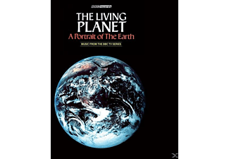 Elizabeth O.s.t./parker - The Living Planet (Original TV Soun - (Vinyl)