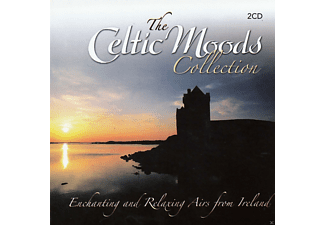 VARIOUS - The Celtic Moods Collection (Enchanting And Relaxing Airs From Ireland) - (CD)