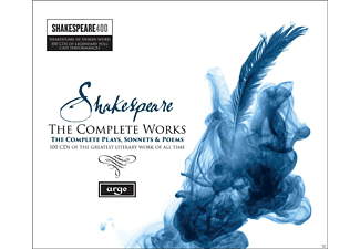 William Shakespeare, The Marlowe Dramatic Society - The Complete Works (Ltd.Edt.) (Englisch) - (CD)