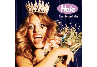 Hole - Live Through This (LP) - (Vinyl)